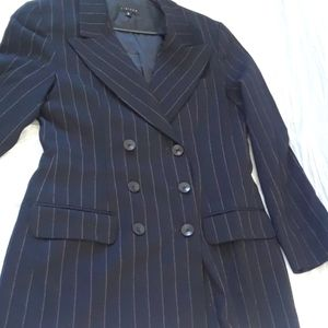 Limited worested wool jacket